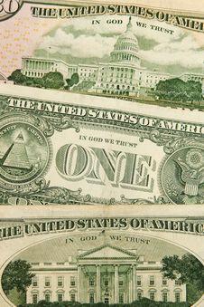 Free Dollars Royalty Free Stock Photo - 19347415