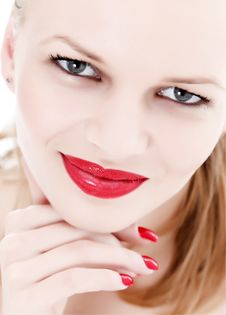 Free Young Beauty Royalty Free Stock Photos - 19347618