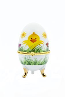 Free Easter Egg Holder Royalty Free Stock Images - 19347929