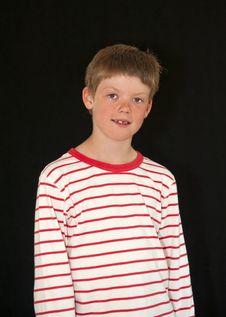 Free Adorable Young Boy Stock Photo - 19348090