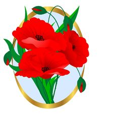 Free Poppies. Stock Photography - 19348252