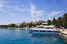 Free Town Makarska In Croatia Stock Photos - 19348923