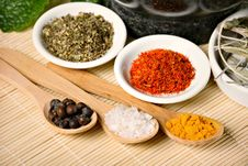 Free Spices Stock Photo - 19349270