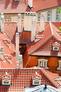Free Roofs Royalty Free Stock Image - 19359436