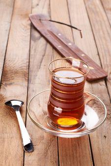 Free Turkish Apple Tea Stock Photography - 19350432