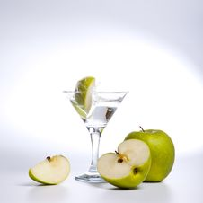 Free Apple Juice Stock Photography - 19351112