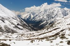 Free Yumthang Valley Royalty Free Stock Photo - 19351115