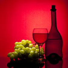 Free Wine Composition Stock Images - 19351144
