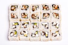 Free Square-sushi Stock Photos - 19351503