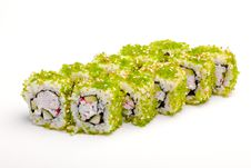 Free Green-Sushi Stock Images - 19351654