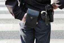 Free Police Patrol Stock Photo - 19353780
