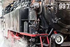 Free Steam Locomotive Stock Image - 19354971