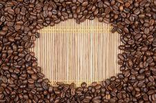 Free Frame Coffee Beans Stock Photo - 19356500