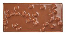 Free Milk Chocolate With Nut Royalty Free Stock Photo - 19356845