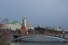 Free Moscow Kremlin Stock Photos - 19356943