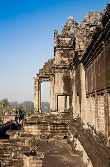 Free Angkor Wat, Cambodia Stock Photos - 19358163
