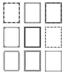 Free Framework Royalty Free Stock Photos - 19359088