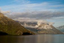 Free Nature Scenic Mountain Lake, New Zealand Stock Photography - 19359322