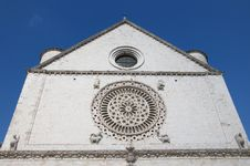 Free Saint Francis Basilica In Assisi Stock Image - 19359721
