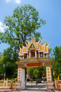 Free Temple Portal Royalty Free Stock Image - 19364816