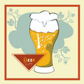 Free The Glass Of Beer Stock Photos - 19366973