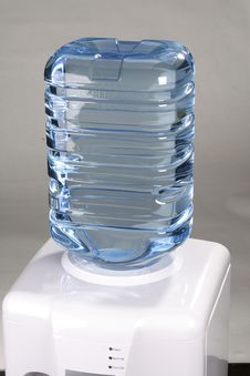 Free Large Bottle Of Water Royalty Free Stock Photo - 19360255
