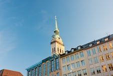 Free Peterskirche Stock Images - 19360774