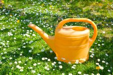 Free Watering Can Stock Photos - 19360853