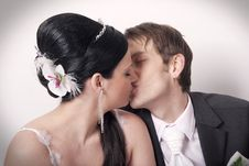 Free Bride And Groom Stock Photos - 19361053
