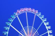 Free Ferris Wheel Stock Photography - 19361212