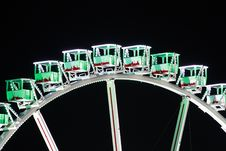 Free Ferris Wheel Royalty Free Stock Photos - 19361238