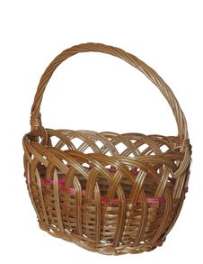 Free Wicker Basket Royalty Free Stock Photos - 19362148