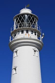 Free Flamborough Head Yorkshire Lighthouse Stock Images - 19363214