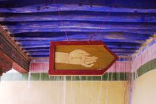 Drepung Temple Royalty Free Stock Photos