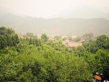 Free Great Wall Of China Stock Photography - 19366342