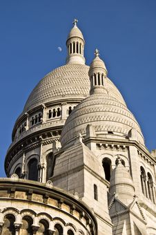Free Sacre Coeur Stock Images - 19366364