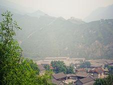 Free Great Wall Of China Royalty Free Stock Photos - 19366378