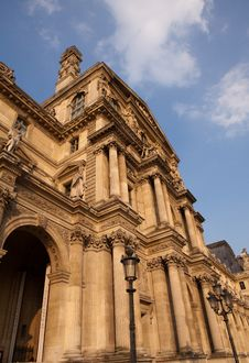 Free The Louvre, Paris Royalty Free Stock Image - 19366466