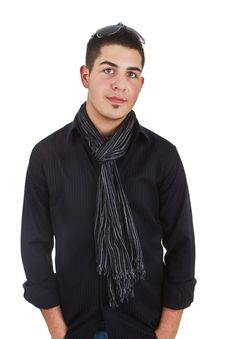 Free Teenager With Modern Clothes Stock Photo - 19366580