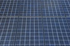 Free Solar Cell Over The Blue Sky Stock Photo - 19367580