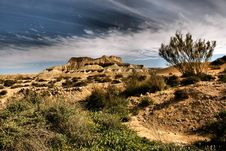 Free Desert View Stock Image - 19368241