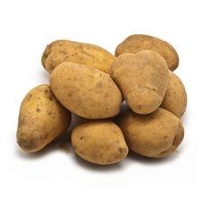 Freshly Harvested Potatoes Royalty Free Stock Photo