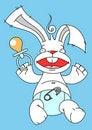 Free Bunny Babe Royalty Free Stock Photos - 19372168