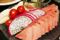 Free Fruit Plate Stock Photos - 19376653