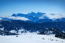 Free Mountains In Winter Stock Photo - 19370220