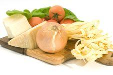 Free Italian Pasta Royalty Free Stock Photos - 19373998