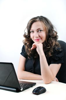 Free Young Successful Woman Stock Image - 19374261
