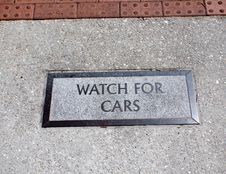 Free Watch For Cars Stock Photography - 19376582