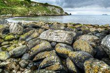 Free Portmuck Rocks Royalty Free Stock Images - 19378769