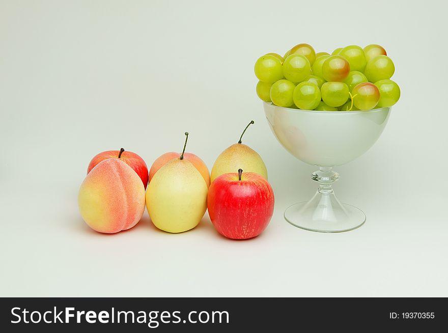Grape and tree s fruit